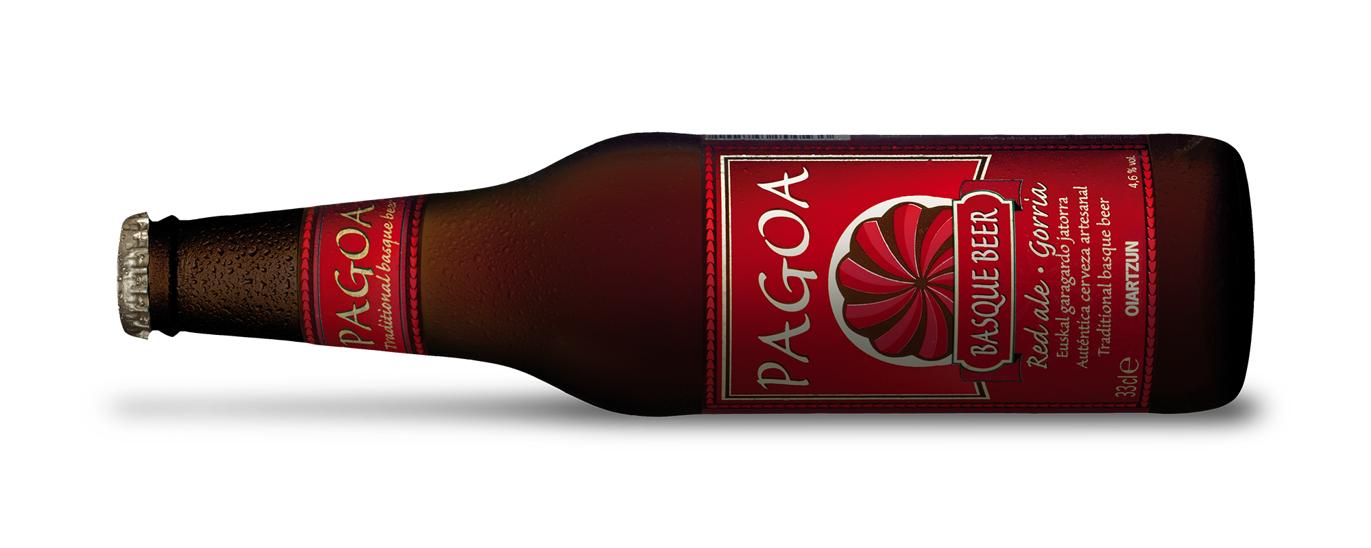 Pagoa Basque Beer Red Ale Gorria
