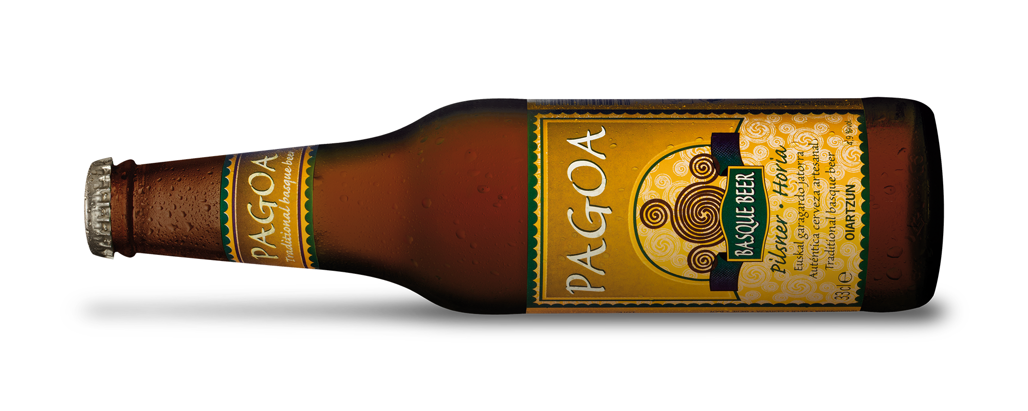 Pagoa Basque Beer Pilsner Horia